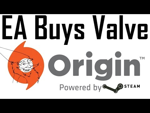 Electronic Arts Buys Valve Corp. | Feature Creep