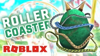 ROBLOX INDONESiA | ROLLER COASTER MANiA 😁