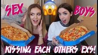 THE ULTIMATE HIGH SCHOOL MUKBANG! Answering ALL Your JUICY QUESTIONS!