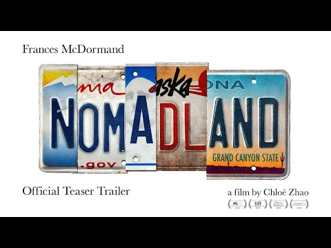 NOMADLAND | Official Teaser Trailer | Searchlight Pictures