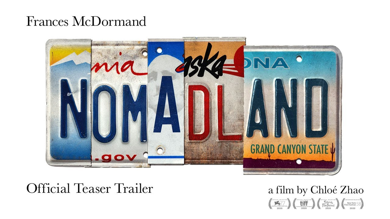 Nomadland Official Teaser Trailer Searchlight Pictures Youtube