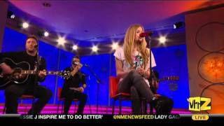 Avril Lavigne - Wish You Were Here - Acoustic