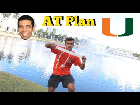 ATHLETIC TRAINERS PLAN DRAKE-GODS PLAN