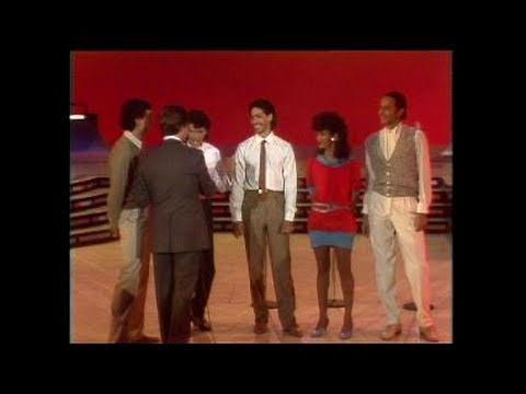Dick Clark Interviews DeBarge - American Bandstand 1983