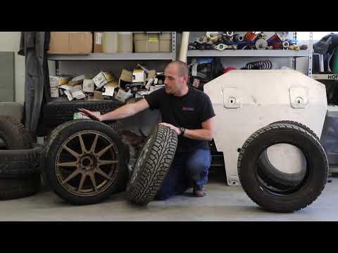 Nitrogen VS Compressed Air in Tires