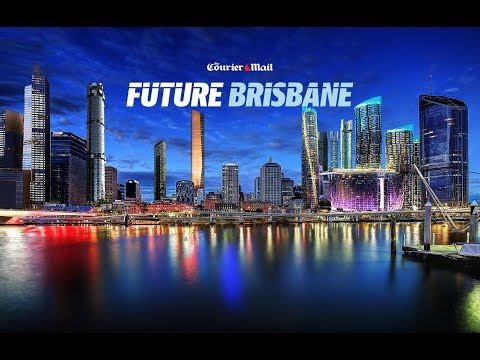 Courier Mail Future Brisbane 2017