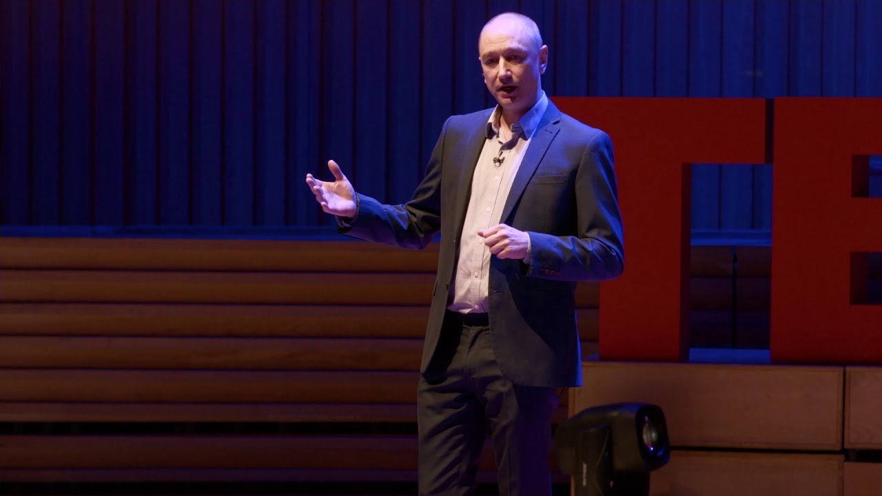Time to declare peace in the worlds longest running war | Neil Woods | TEDxNewcastle