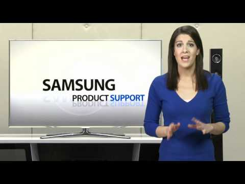 Samsung HDTV Troubleshooting - Flickering and Dimming