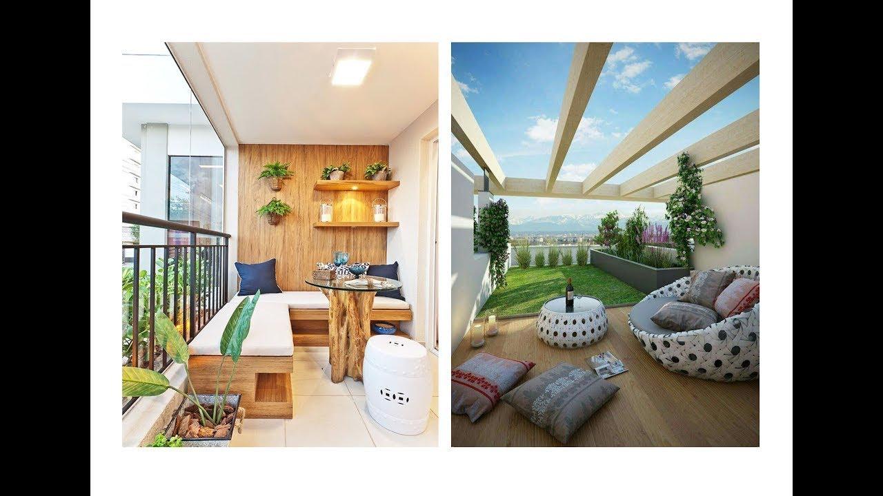 20 Attraktive Balkon Gestaltungs Ideen Attractive Balcony Design