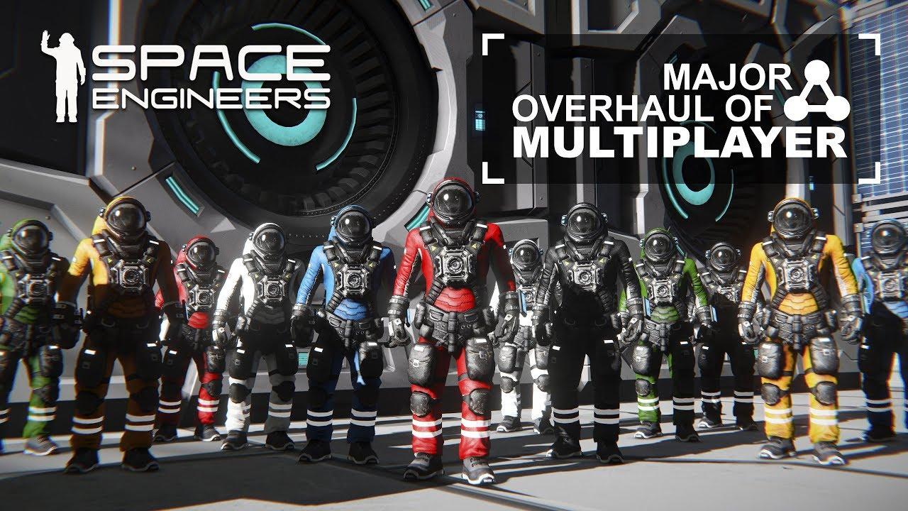 Marek Rosa - dev blog: Space Engineers: Major Overhaul of Multiplayer