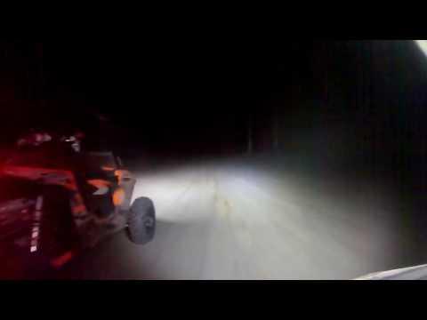 Moses Lake, WA Sand Dunes Night Ride