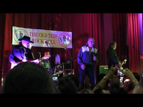 CRAZY CAVAN & The Rhythm Rockers toury 2017