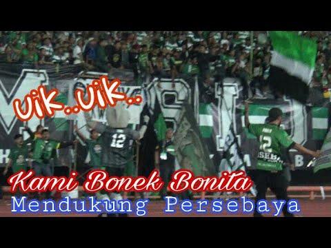 Chant Bonek yang ini, Asik Banget Buat Goyang | maskot Zoro sampe Mabuk Kepayang