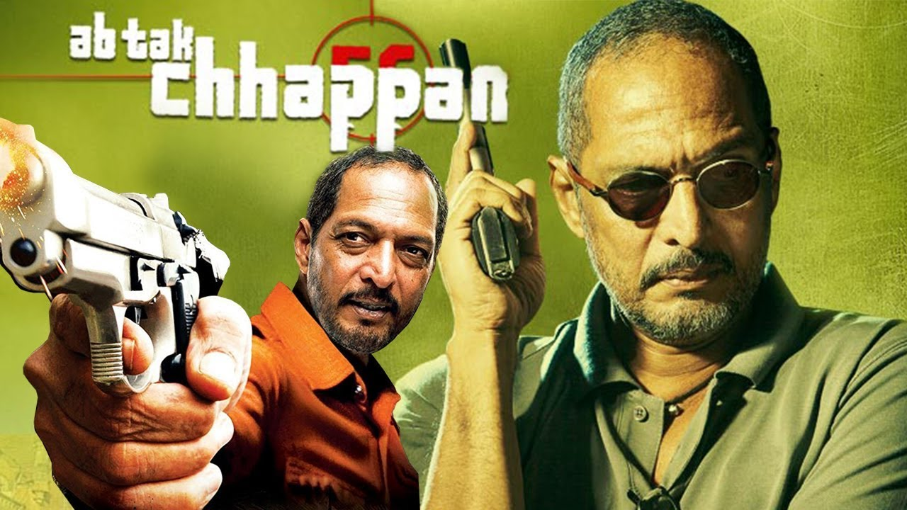 Ab Tak Chhappan (2004) Full Hindi Movie | Nana Patekar, Mohan Agashe, Hrishitaa Bhatt