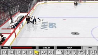 NHL 99 (pc) SmackDown 1