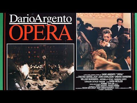Exploring Dario Argento- Opera (Spoiler Discussion Review)
