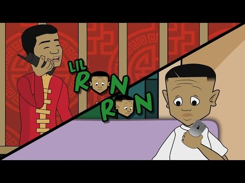 Lil Ron Ron Calls a Chinese Restaurant!