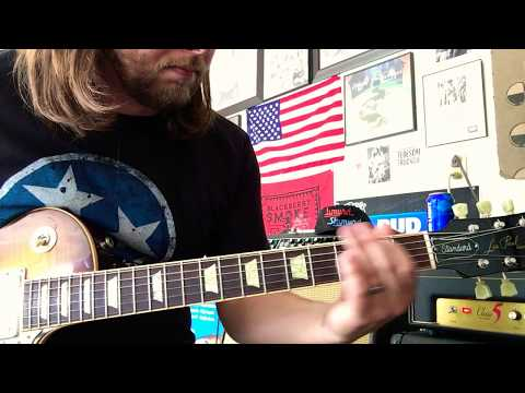 Let It Burn - Blackberry Smoke - Guitar Lesson