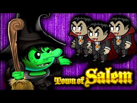 Dracula's Palace | With Friends Like These... - Town of Sale