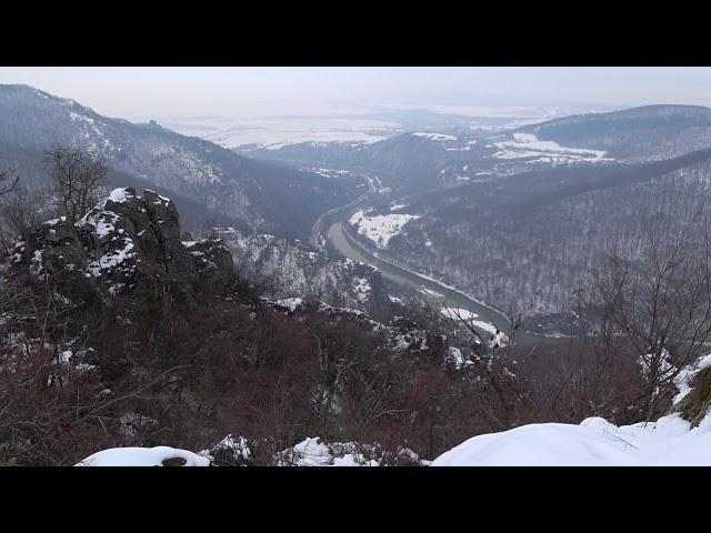 Coltul Corbului (winter/summer transition)