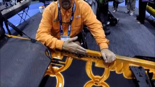 Nucanoe Flint Prototype at Icast 2017