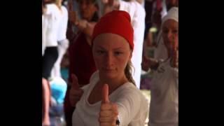 Kundalini Yoga at Winter Solstice Sadhana Celebration 2012