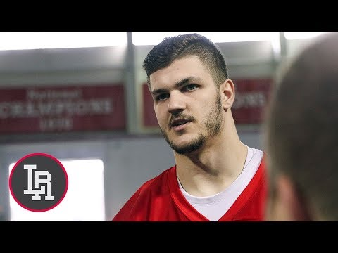 Jeremy Ruckert: Ohio State tight end on Cade Stover, position strength for Buckeyes