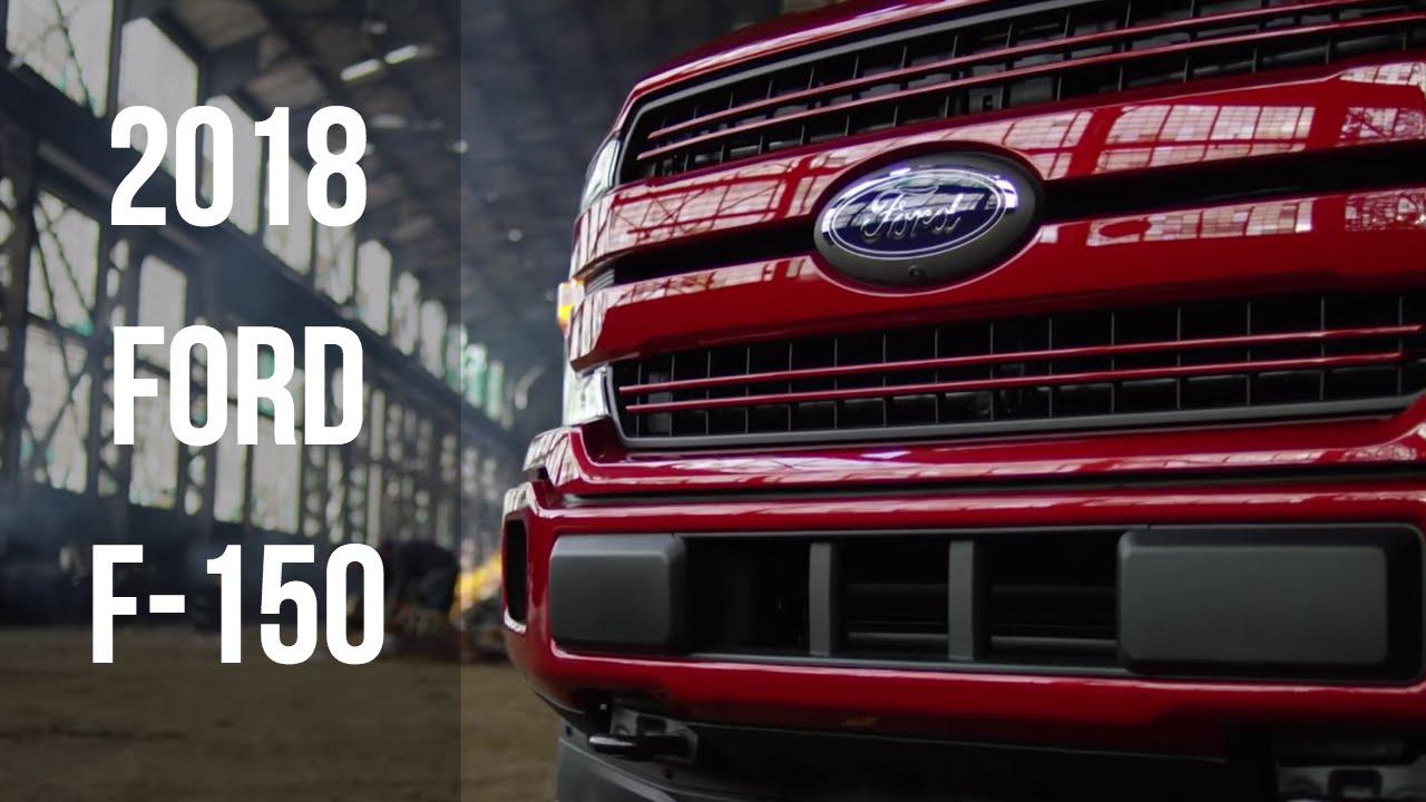 2018 ford f 150 gets redesign new turbo diesel engine revealed youtube. Black Bedroom Furniture Sets. Home Design Ideas