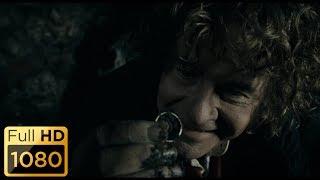 Бильбо Бэггинс находит кольцо. Властелин колец: Братство кольца.
