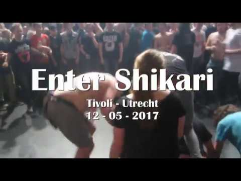 Enter Shikari - No Sssweat - Tivoli Utrecht Netherlands Europe Earth 12 05 2017