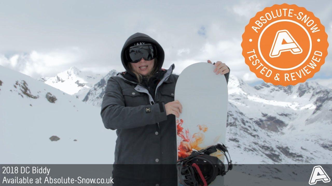 DC Biddy Snowboard 17//18