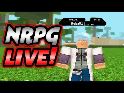 Let\'s Fight Orochimaru Naruto RPG: Beyond!! | Roblox Live Stream #113