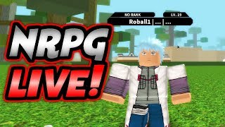 Let's Fight Orochimaru Naruto RPG: Beyond!! | Roblox Live Stream #113