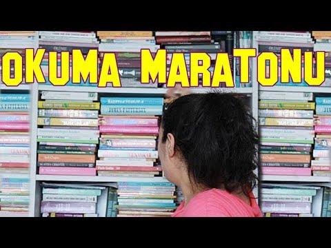 KİTAPLIĞI ERİTİYORUZ! ( Kitaplık Eritme Okuma Maratonu #1 )
