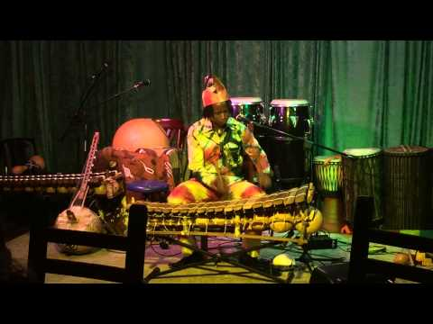 쿨레 칸 Amidou Balani :: Dioula balafon with cliphit(korg) @May 2015, Korea