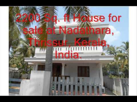 Villas for sale at Kuttumukku (Cheroor), Nadathara, Thrissur District, Kerala, India
