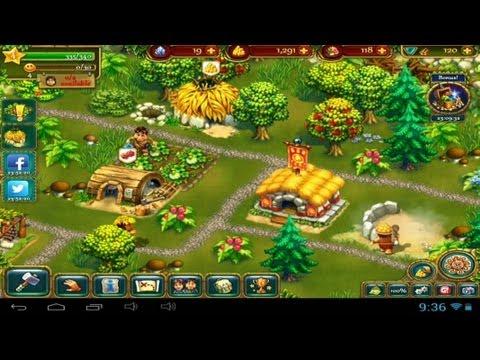 The Tribez - gameplay