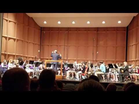 September (arr. Paul Murtha) Furman BOC concert band performance Summer 2016
