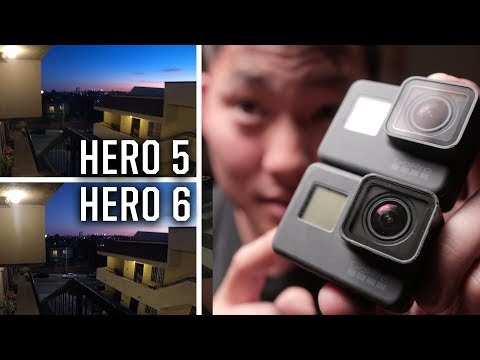 GoPro Hero6 - Low Light Test & First impressions