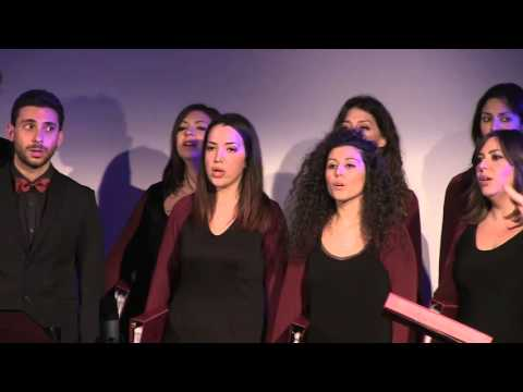 Prenderla con polifonìa | Coro Doulce Memoire | TEDxSSC