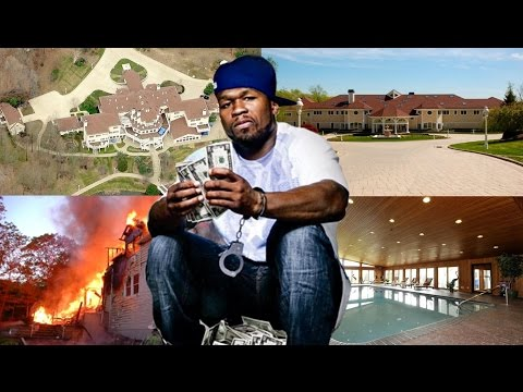 Don jazzy vs 50 cent finest mansion with their worth in $,£,€,#,¢ who is the richest
