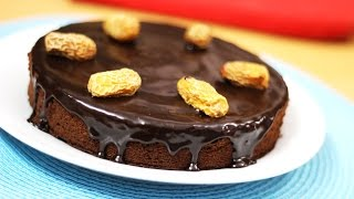How To Make Chocolate Dates Cake - Homemade Dates Cake Recipe