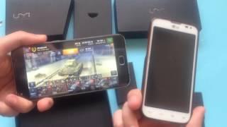 umi Touch X обзор 99, подвох с пороцесором