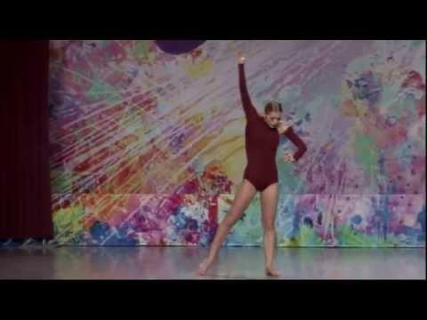 Hannah Johnson | Who I Am | Lyrical Solo 2016