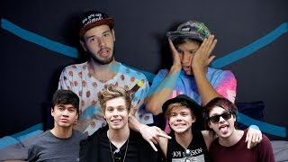 5 SECONDS OF SUMMER ALBUM REVIEW