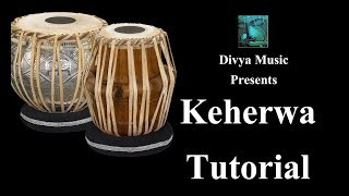 How to Play Tabla Lessons Online Learn Playing Taal Keherwa Tabla Teacher Online For Beginners India
