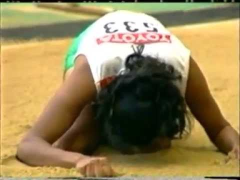 Anju Bobby George - Long Jump