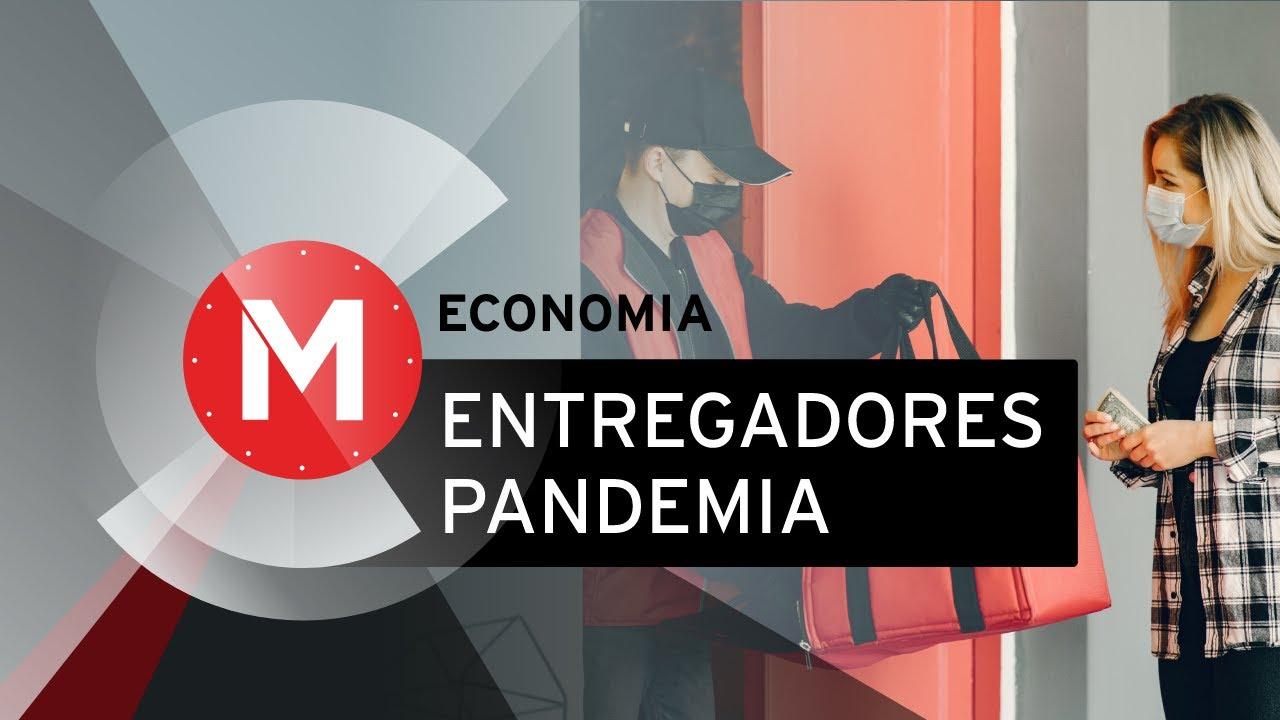 Concorrência piora situação de entregadores na pandemia - Jornal Minas