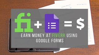 07-How to earn money using Google Forms on Fiverr | PHPDocs | Tutorial