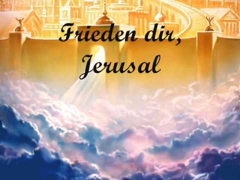 Frieden dir jerusalem